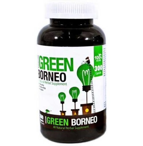 Bumble Bee Green Borneo Capsules 300 Count