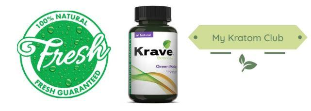 Krave Kratom Guaranteed Fresh from My Kratom Club
