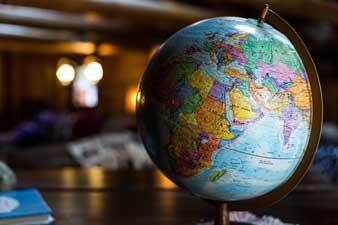 Kratom Legality Globe