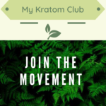 My Kratom Club Join The Movement Logo