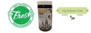 Bumble Bee Bali Gold freshness guarantee by My Kratom Club