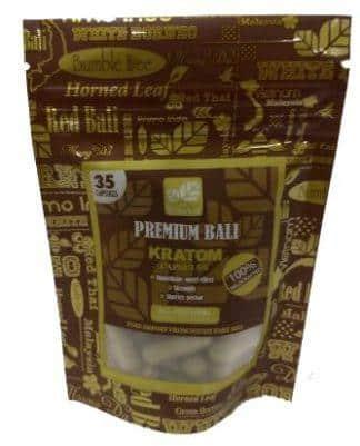 Bumble Bee Premium Bali Kratom Capsules 35 CT