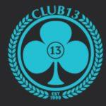 Club 13 Kratom ogo