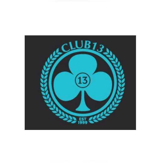 Club 13 Kratom Logo