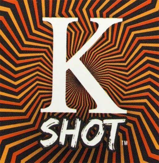 K Shot Kratom Extract Logo