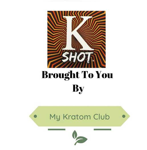 K Shot Kratom Extracts brought to you by My Kratom Club