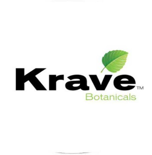Krave Kratom Botanicals Logo