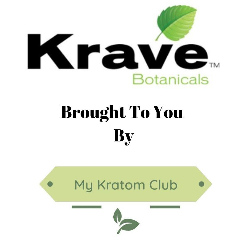 Krave Kratom brought to you by My Kratom Club
