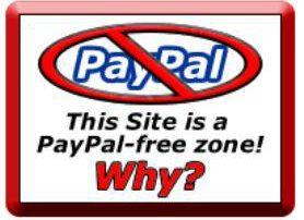 Paypal Free Zone