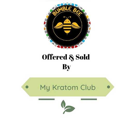 Bumble Bee Offered and sold by My Kratom Club