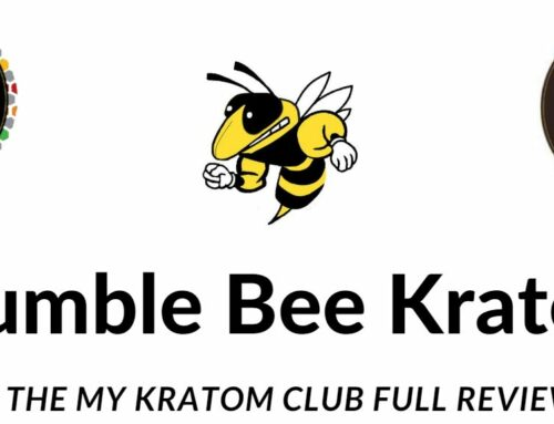 Bumble Bee Kratom Review & Dosage Guide – Hottest Kratom Brand On The Market