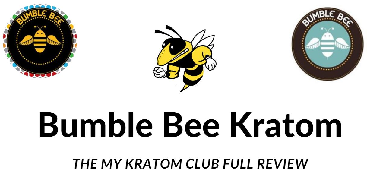 Bumble Bee Kratom My Kratom Club Review Featured Picture