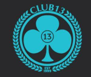 Club 13 Kratom Logo