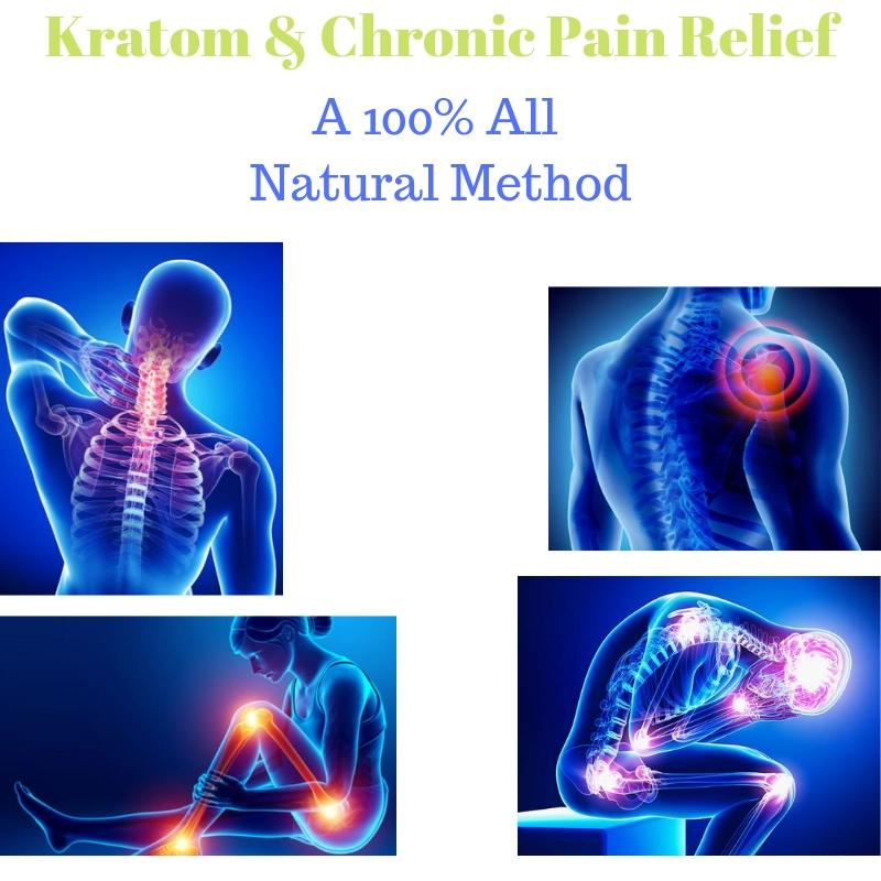 Kratom & Chronic Pain Relief