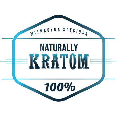 Naturally Kratom logo