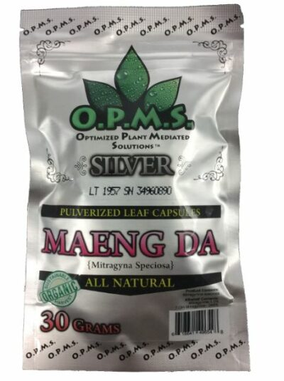 OPMS Maeng Da Capsules 60 Count