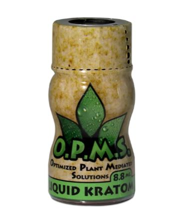 OPMS Kratom Extract Liquid Tincture