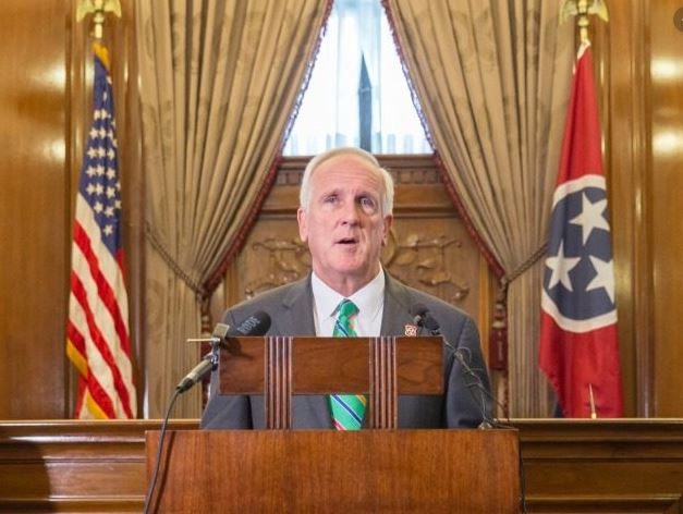 Tennessee Attorney General Herbert Slatery III