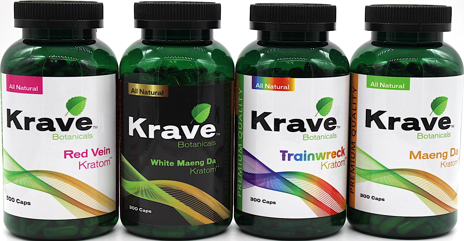 Krave Offers a Nice Selection of Kratom