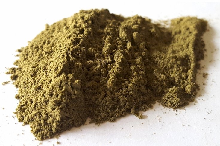 Trainwreck is one of Earth Kratom's popular choices