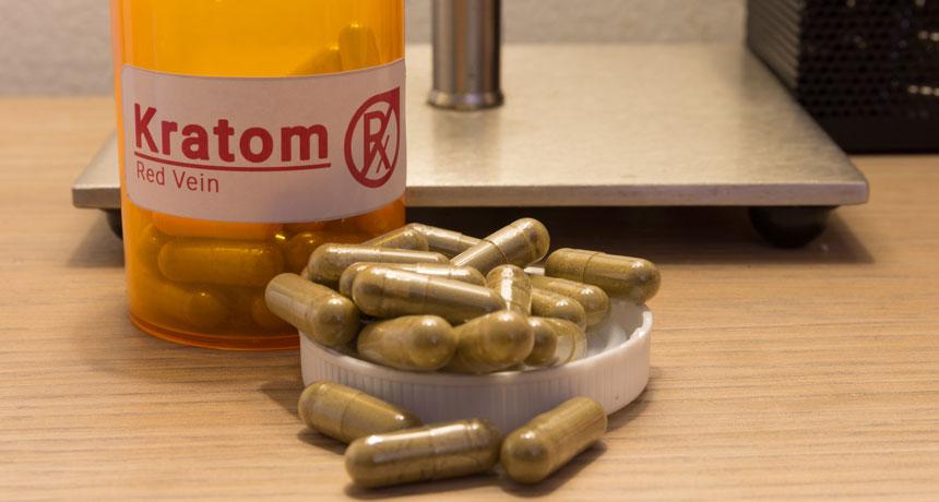 Kratom for joint pain
