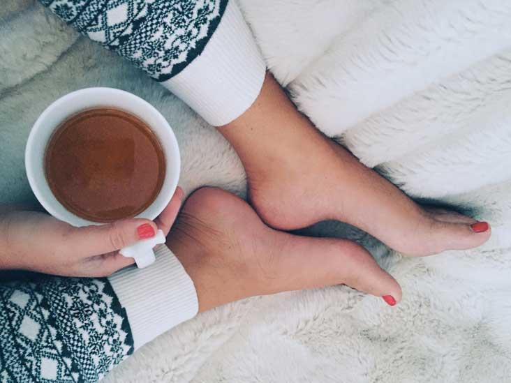 Tea Promotes Sleep