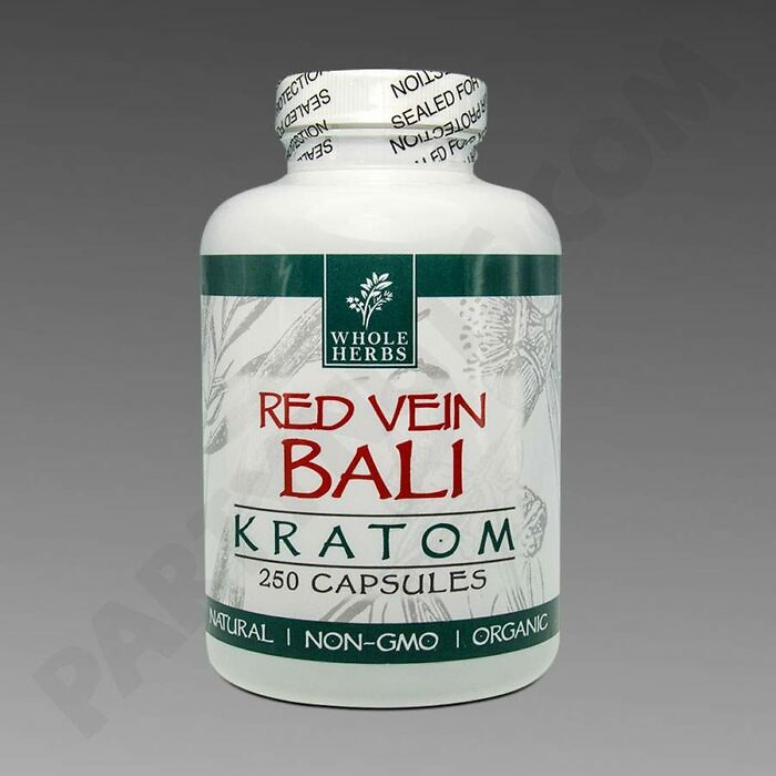 Whole Herbs Red Vein Bali Capsules