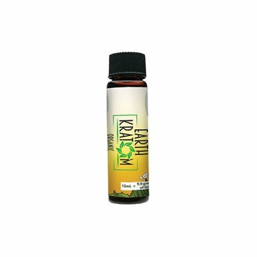 Earth Kratom Extract Oil 9ml