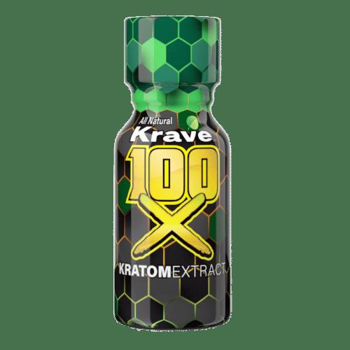 Krave 100X Kratom Extract
