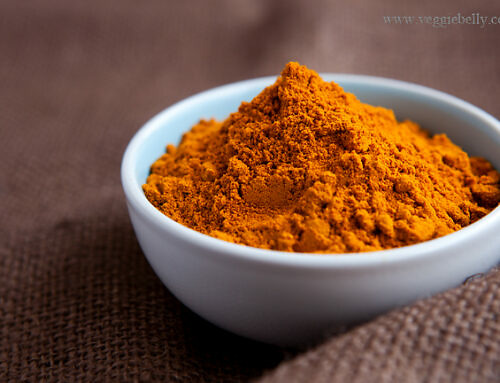What is Turmeric Root?