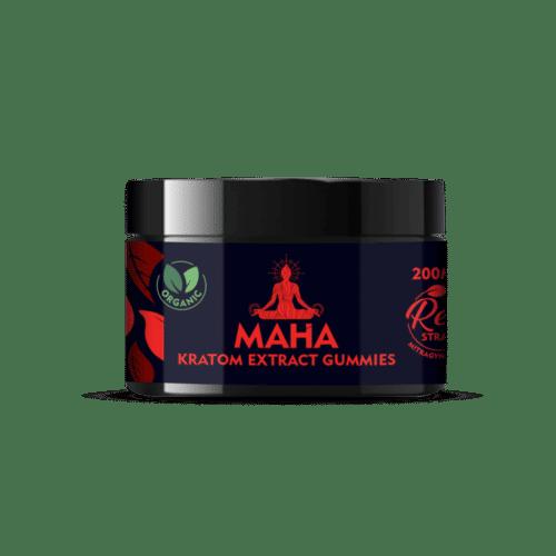Maha Kratom Extract Gummies (Relaxing)
