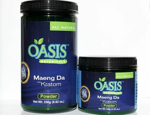 Oasis Kratom Reviewed: Is The Brand Worth A Try?